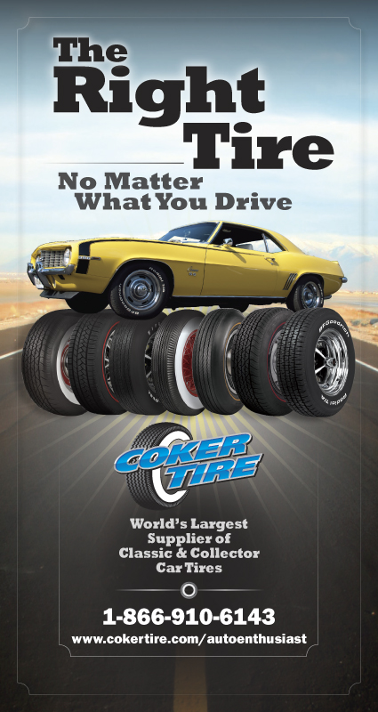 Coker Tire Ad – Auto Enthusiasts Magazine ...