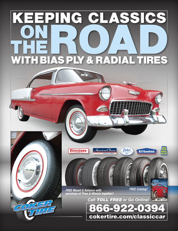 Er Tire Ad Hemmings Clic Car Magazine